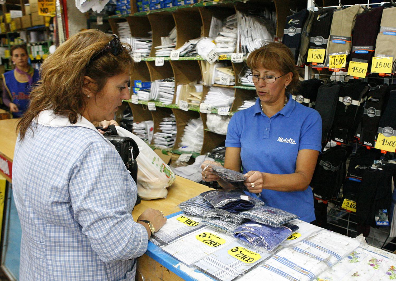 Los comerciantes afrontan con optimismo las rebajas tras for Que es el comercio interior